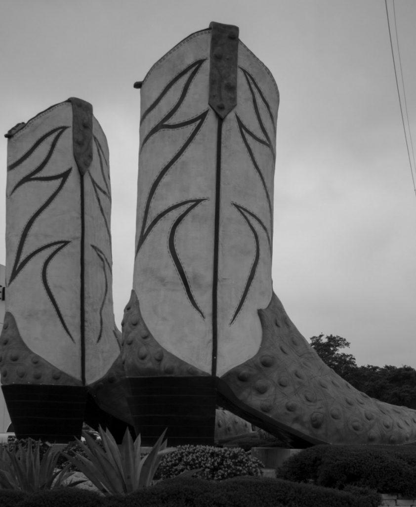 San Antonio boots